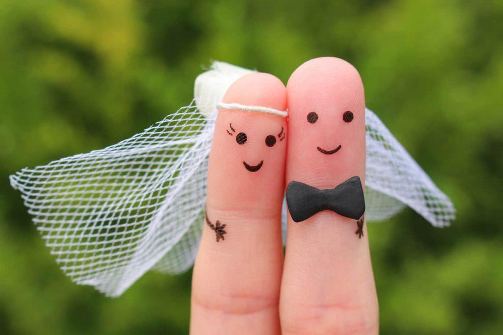 我和Master结婚了